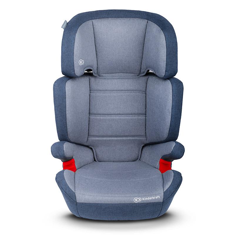 d43b350b03a Παιδικό Κάθισμα Αυτοκινήτου Χρώματος Μπλε για Παιδιά 15-36 Kg 2018  Kinderkraft Junior Plus