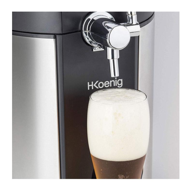 Διανεμητής Μπύρας με Ψύξη H.Koenig BW1890