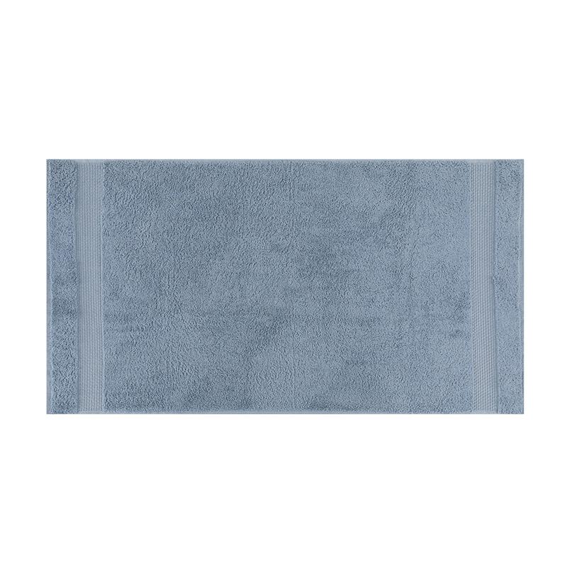 Σετ με 4 Πετσέτες Προσώπου 50 x 90 cm Χρώματος Πετρόλ Beverly Hills Polo Club 355BHP2382