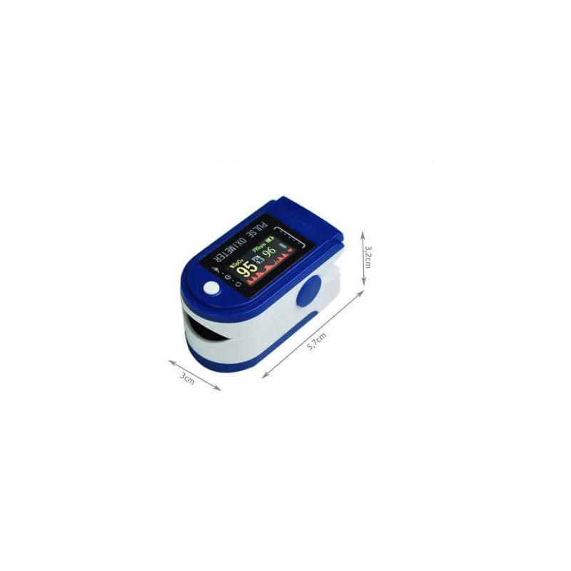 Παλμικό Οξύμετρο Δακτύλου με LED Οθόνη SPM 15351