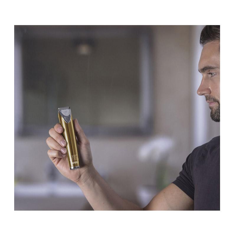 Επαναφορτιζόμενο Τρίμμερ Wahl Limited Edition 18K Gold-Plated 9864-1416 30348