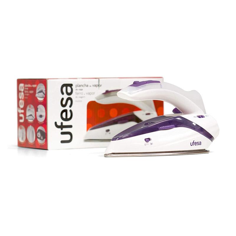 Ηλεκτρικό Σίδερο Ταξιδιού με Ατμό 75 g/min 1100 W UFESA PV0500