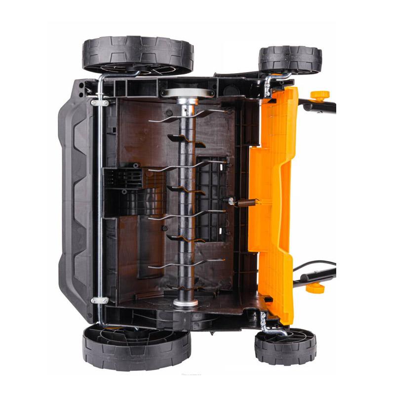 Ηλεκτρικός Αεριστής και Αναμοχλευτής Γκαζόν 2400 W POWERMAT PM-AEW-2400M