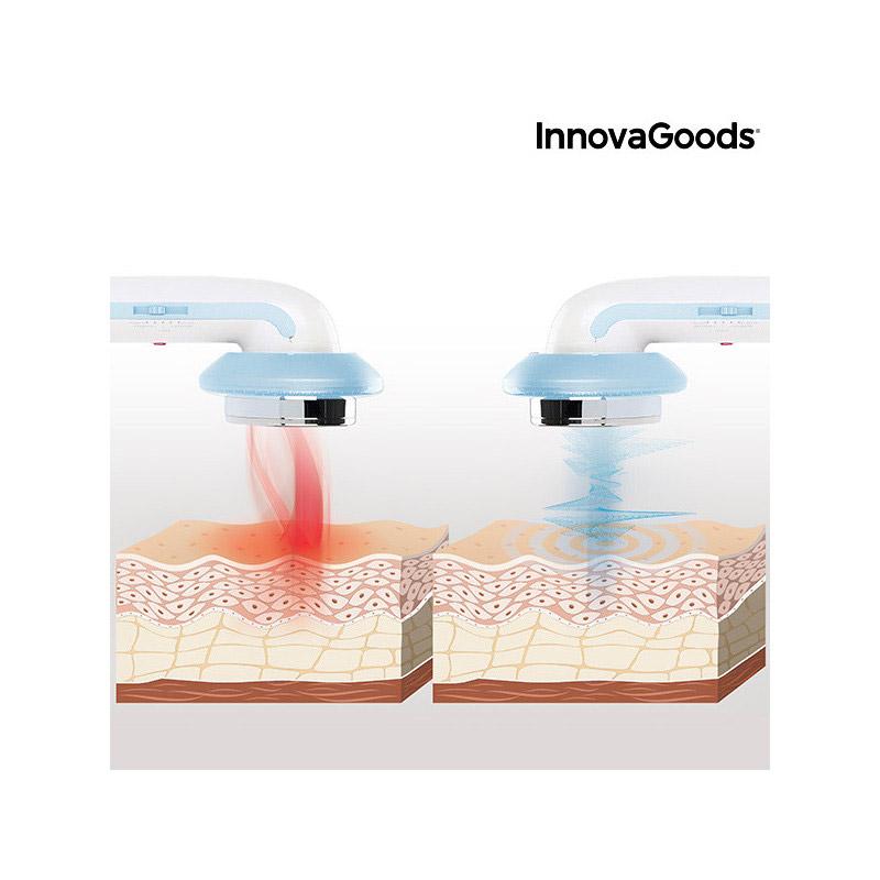 Υπερηχητική Συσκευή Μασάζ κατά της Κυτταρίτιδας με Υπέρυθρες Ακτίνες και Ηλεκτροδιέγερση 3 σε 1 CellyMax InnovaGoods V0103243