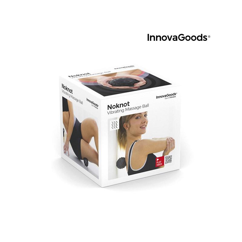 Μπάλα Μασάζ με Δόνηση για το Σώμα Noknot InnovaGoods V0103133