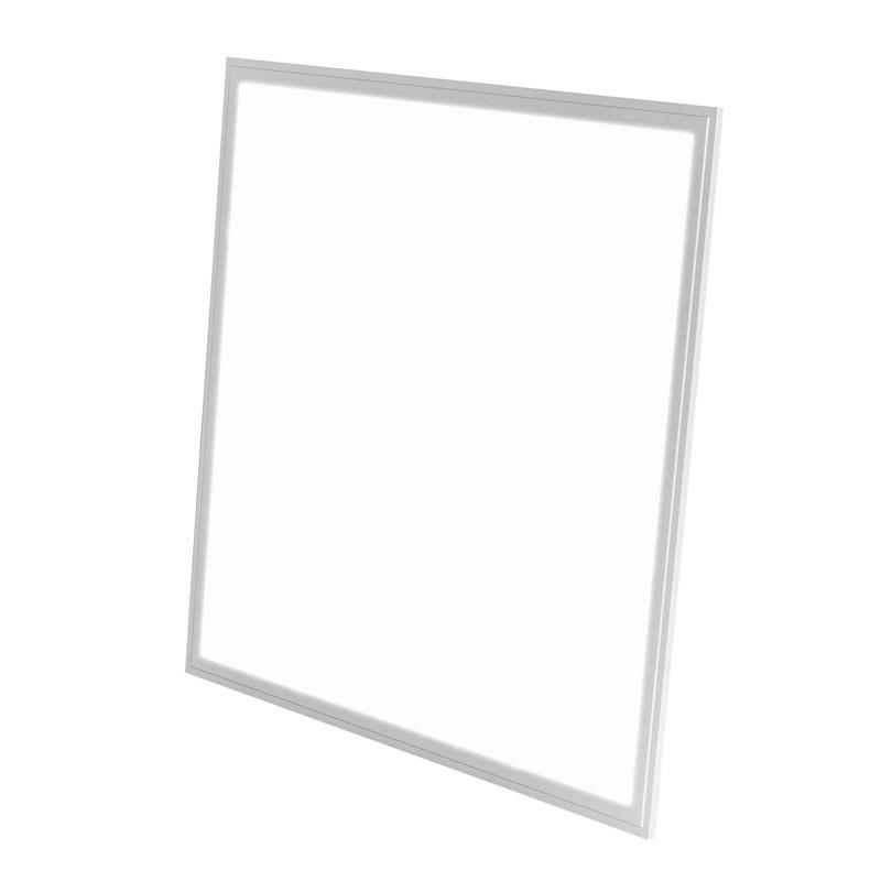 Φωτιστικό Οροφής Τετράγωνο LED Πάνελ Φυσικό Λευκό 40 W 62 x 62 x 0.8 cm Costway EP24722