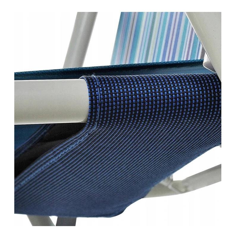 Μεταλλική Πτυσσόμενη Καρέκλα Malatec 10045