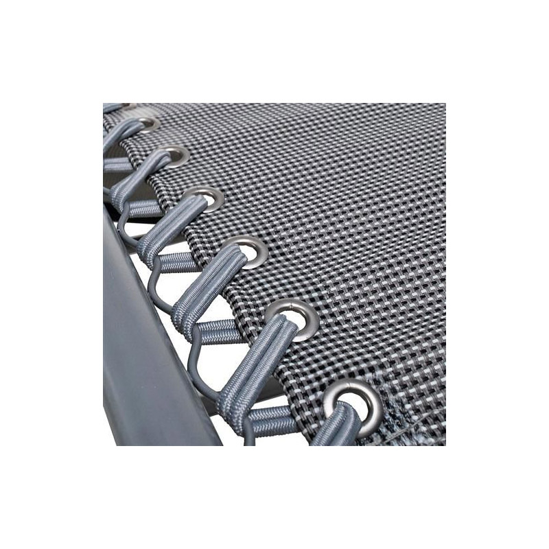 Μεταλλική Πτυσσόμενη Καρέκλα Κήπου - Ξαπλώστρα 80 x 52 x 110 cm Malatec 10048