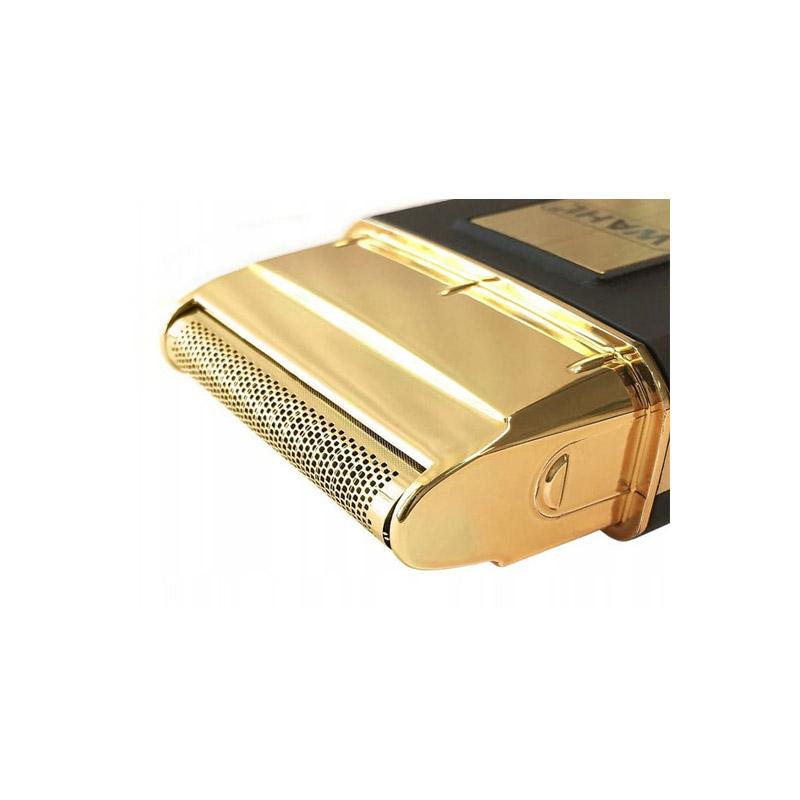 Επαναφορτιζόμενη Ξυριστική Μηχανή Προσώπου Wahl Barber Shaver Gold Edition 07057-016 30363
