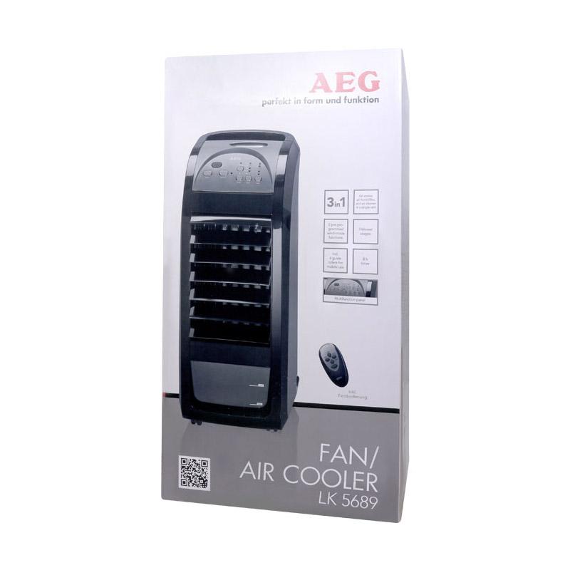 Φορητό Κλιματιστικό Air Cooler 3 σε 1 70 W AEG LK5689