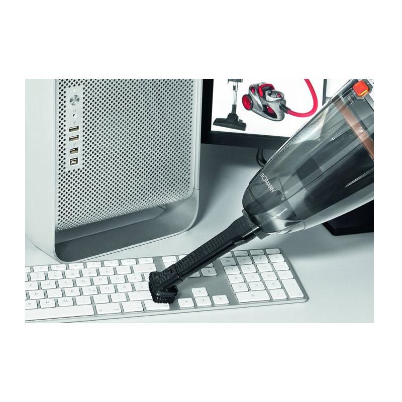 Ηλεκτρικό Σκουπάκι για Στερεά Υγρά 12 V Bomann AKS713CB