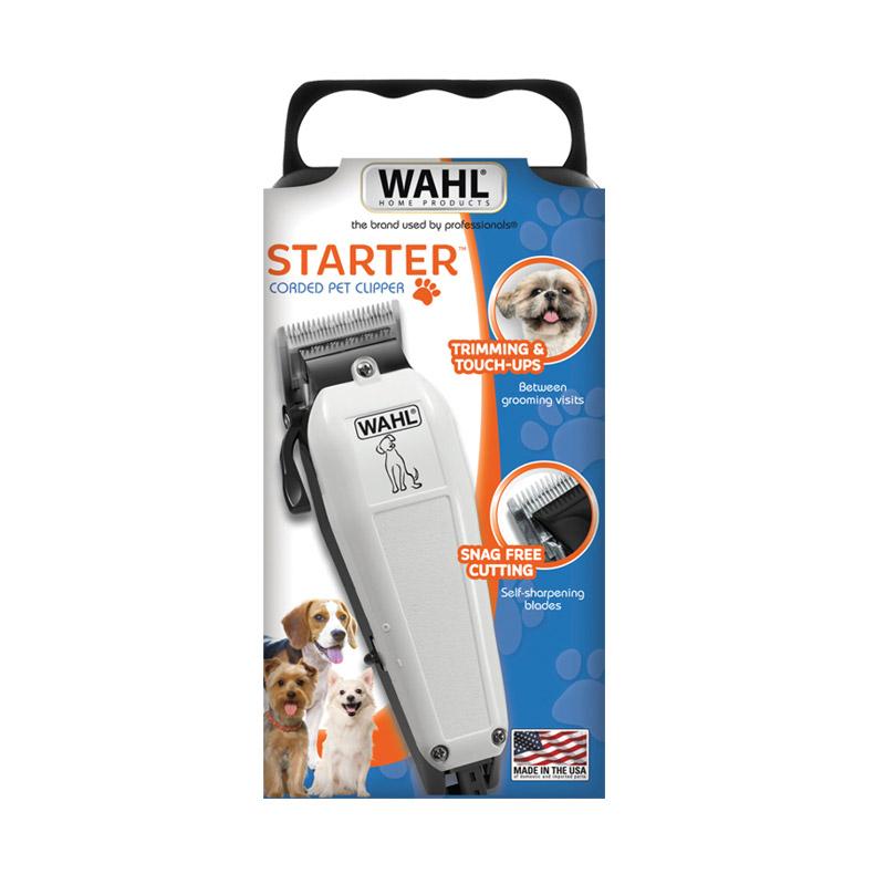 Κουρευτική Μηχανή Ρεύματος για Κατοικίδια Wahl Starter Kit 09160-1716 30333