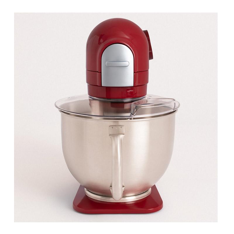 Κουζινομηχανή 1200 W Χρώματος Κόκκινο DOWNMIX Retro CREATE IKOHS 8435572607043