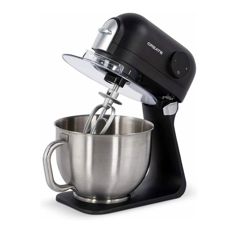 Κουζινομηχανή 1200 W Χρώματος Μαύρο DOWNMIX Retro CREATE IKOHS 8435572607036