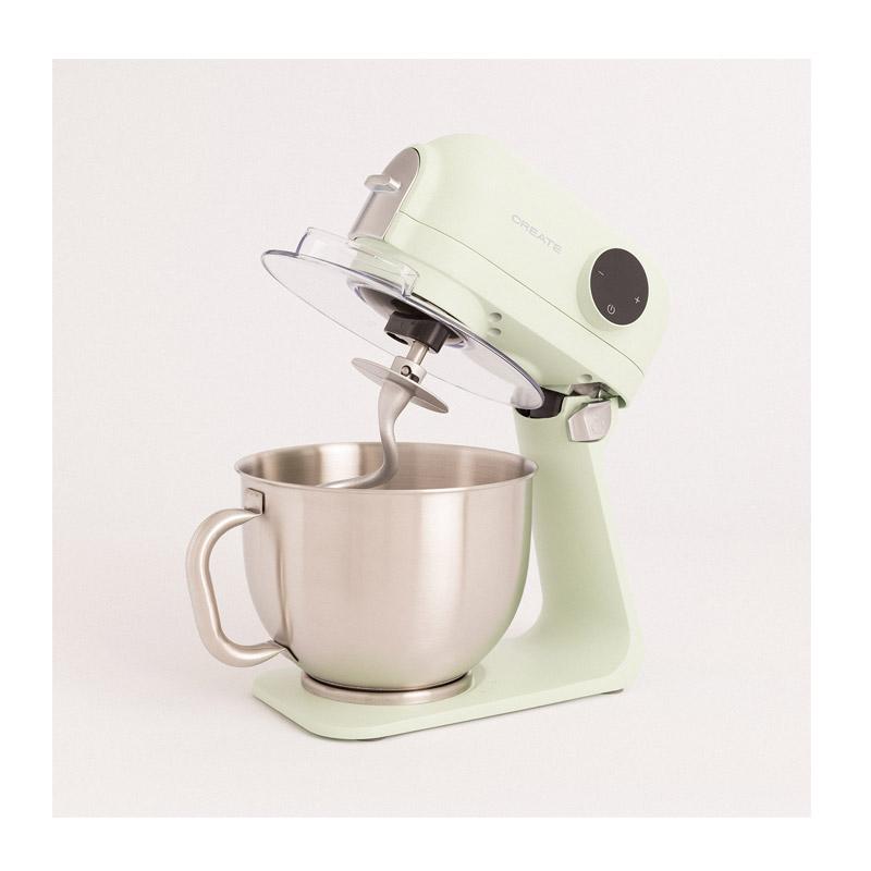 Κουζινομηχανή 1200 W Χρώματος Πράσινο DOWNMIX Retro CREATE IKOHS 8435572607050