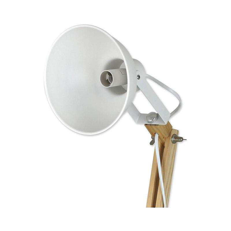 Ξύλινο Επιτραπέζιο Φωτιστικό 25 W Grundig 07029