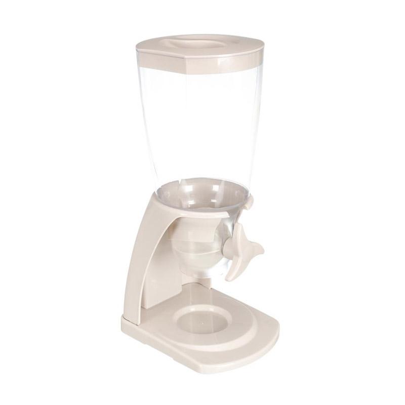 Χειροκίνητος Διανεμητής Δημητριακών 39.5 cm 500 g Χρώματος Λευκό Cook Concept KB5665