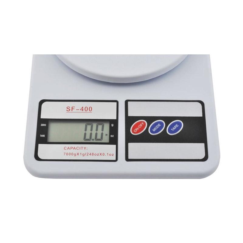 Ψηφιακή Ζυγαριά Κουζίνας Υψηλής Ακρίβειας 7 Kg SF-400 SPM 3464