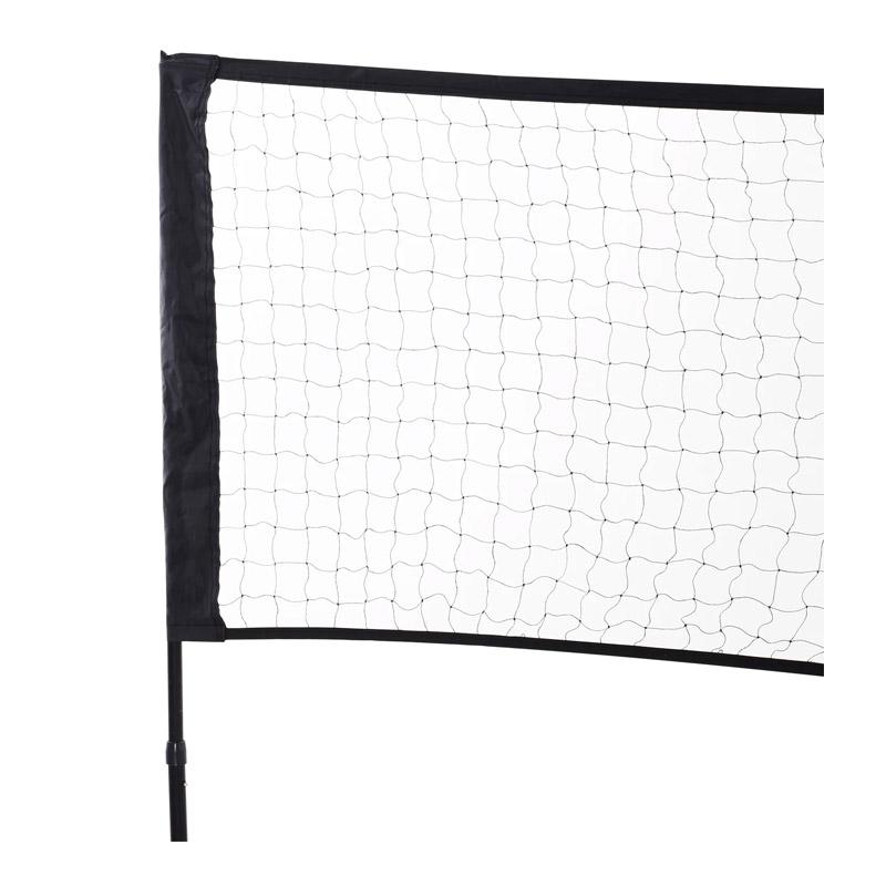 Πτυσσόμενο και Ρυθμιζόμενο Δίχτυ Τένις/Badminton με Τσάντα Μεταφοράς 400 x 103 x 94/158 cm HOMCOM A95-005