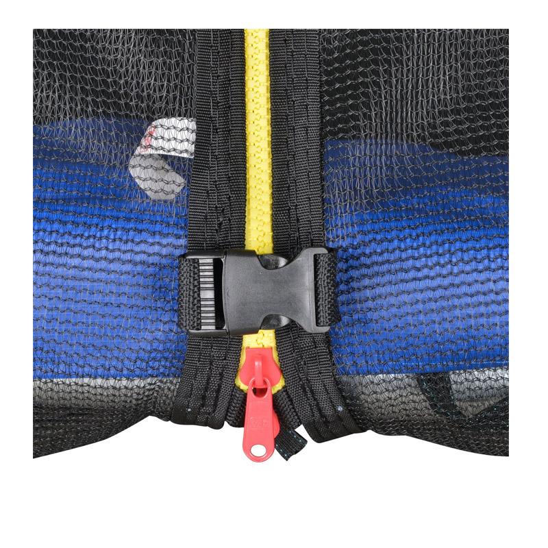Τραμπολίνο με Προστατευτικό Δίχτυ και Σκάλα 426 cm HOMCOM A71-015