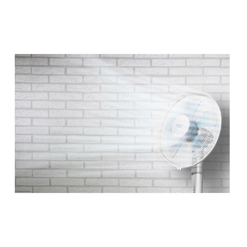 Ανεμιστήρας Cecotec Energy Silence 530 Power Connected Χρώματος Λευκό CEC-05904