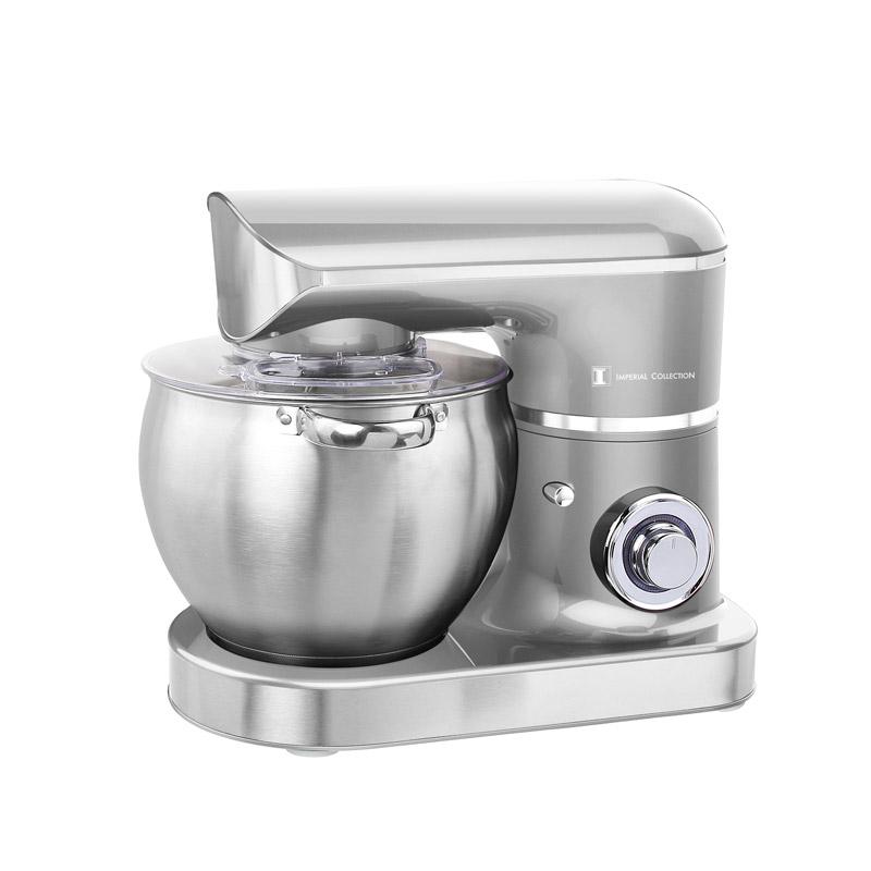 Κουζινομηχανή 8.5 Lt 2200 W Χρώματος Γκρι Imperial Collection IMKM2200-Grey