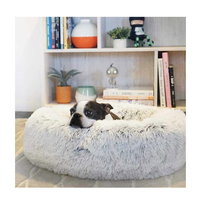 Μαλακό Κρεβάτι για Κατοικίδια 80 cm Hoppline HOP1001111-2