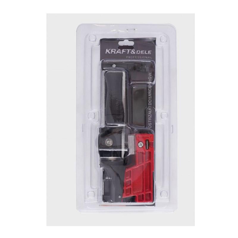 Χειροκίνητο Τροχιστικό Αλυσίδας Αλυσοπρίονων Kraft&Dele KD-10154