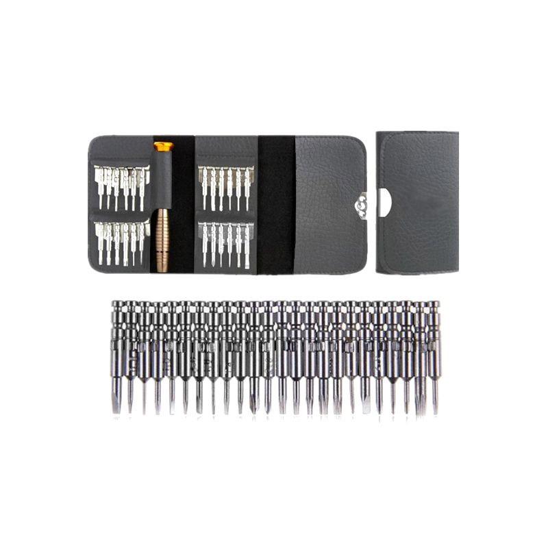 Σετ Κατσαβίδια Ακριβείας Πολλαπλών Χρήσεων 25 τμχ Kraft&Dele KD-10953