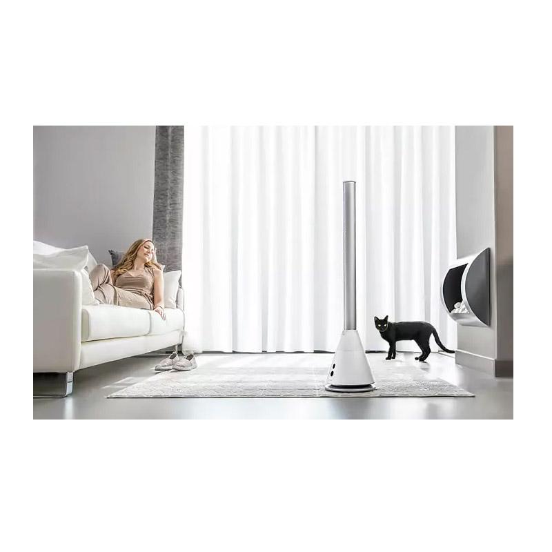 Ανεμιστήρας Δαπέδου Πύργος Cecotec Energy Silence 9800 Skyline Bladeless Χρώματος Λευκό CEC-05926