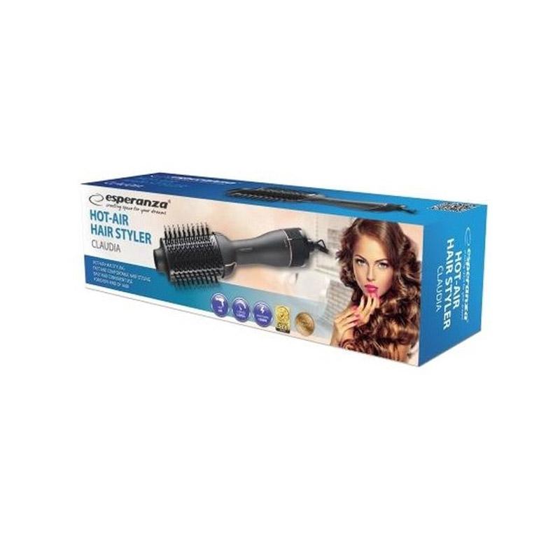 Βούρτσα Ισιώματος Μαλλιών 1200 W Esperanza EBL015