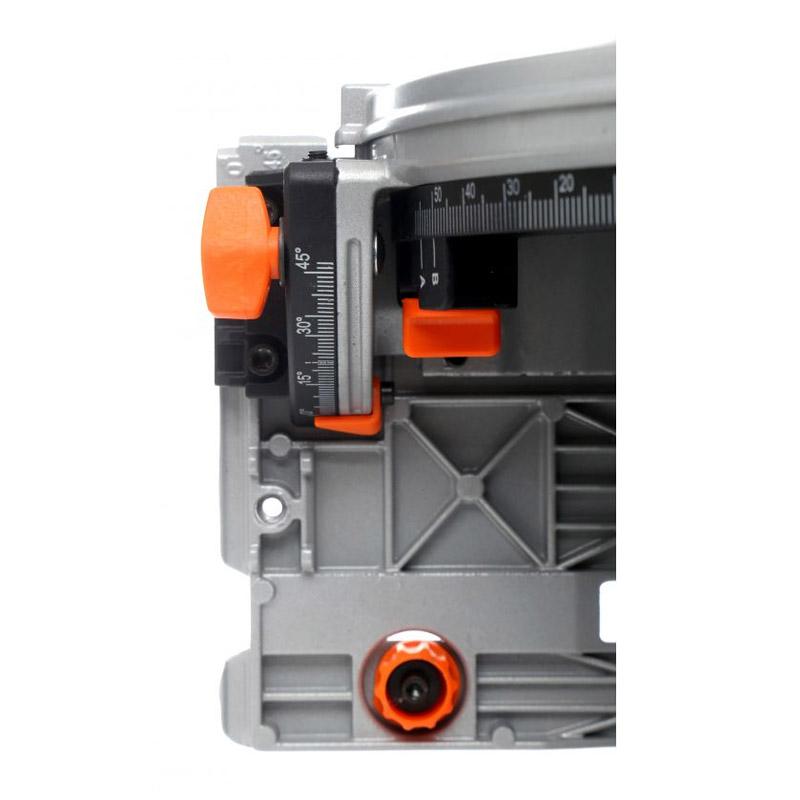 Ηλεκτρικό Δισκοπρίονο Χειρός 1400 W Kraft&Dele KD-10195