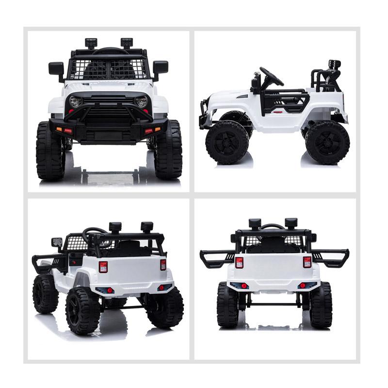 Ηλεκτροκίνητο Παιδικό Αυτοκίνητο με Τηλεχειριστήριο HOMCOM 370-142V70WT