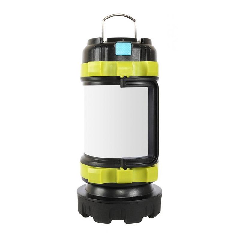 Επαναφορτιζόμενος Φακός LED Kraft&Dele KD-1240