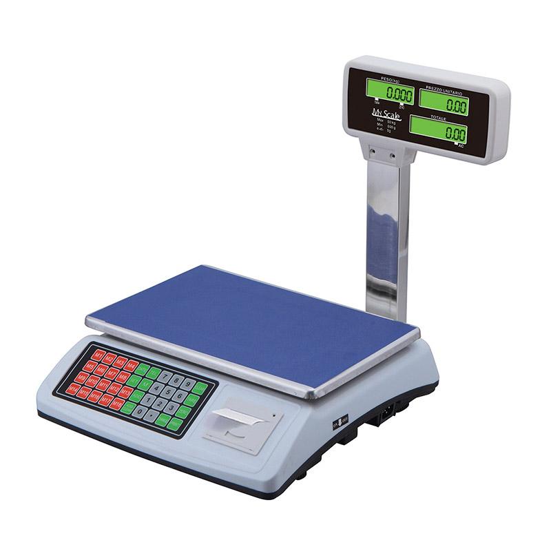 Επιτραπέζια Ηλεκτρονική Ψηφιακή Ζυγαριά Ακριβείας 50 Kg GEM BN4755