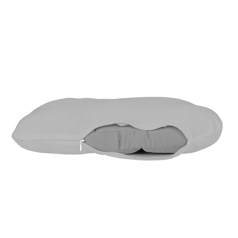 Μαξιλάρι Αυχένα 49 x 27 x 10 cm GEM BN4246