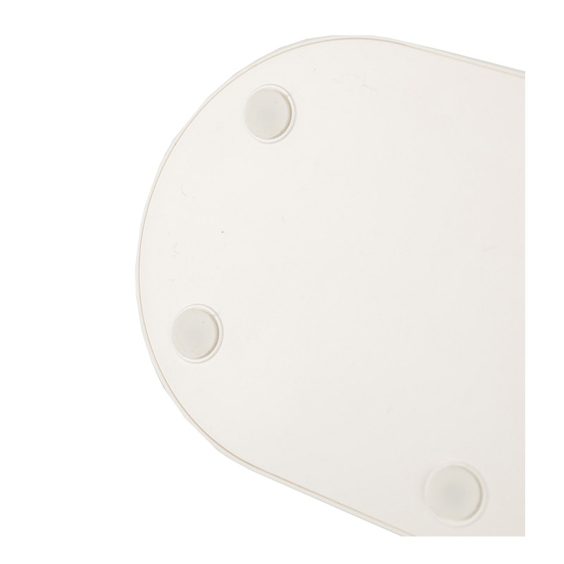 Βάση Ασύρματης Φόρτισης Qi 4 σε 1 Χρώματος Λευκό GEM BN3860