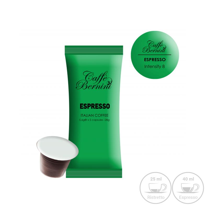 Κάψουλες Bernini Caffe Espresso