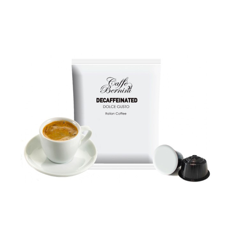 Κάψουλες Bernini Caffe Decaffeinated
