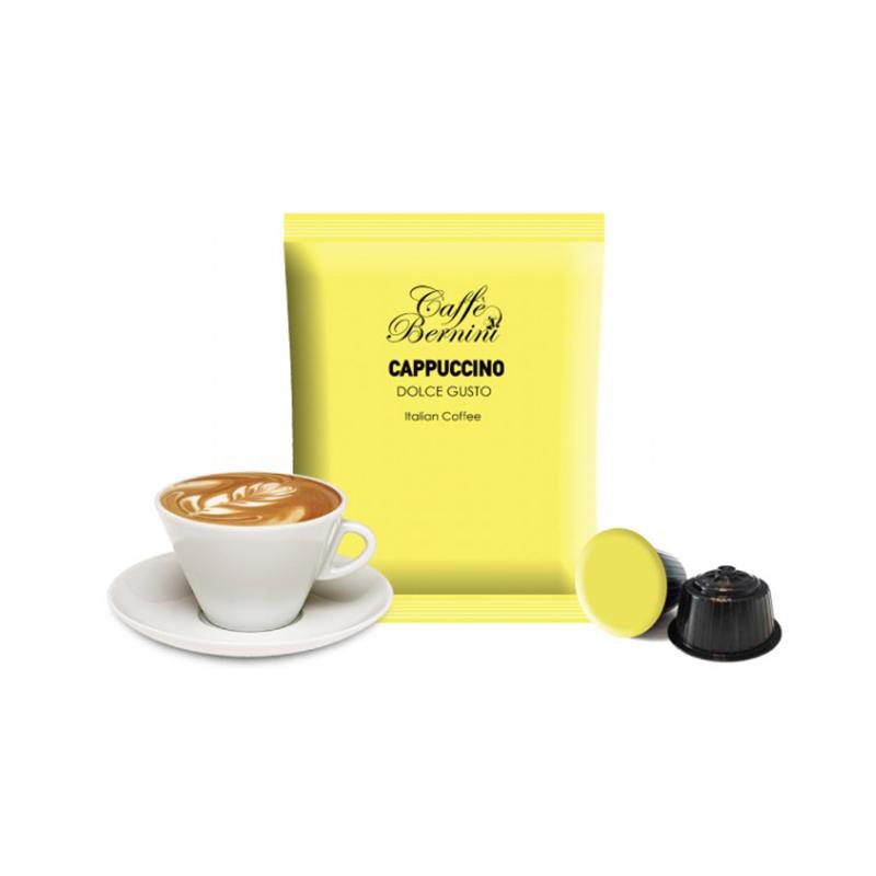 Κάψουλες Bernini Caffe Cappuccino