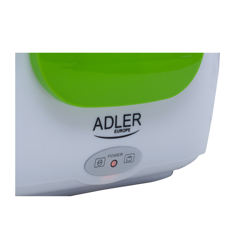 Φαγητοδοχείο θερμαινόμενο ADLER χρώματος πράσινο AD-4474