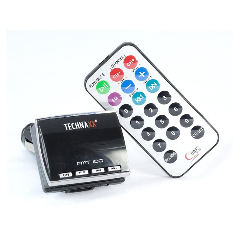 FM Transmitter - mp3 Player Technaxx FMT100