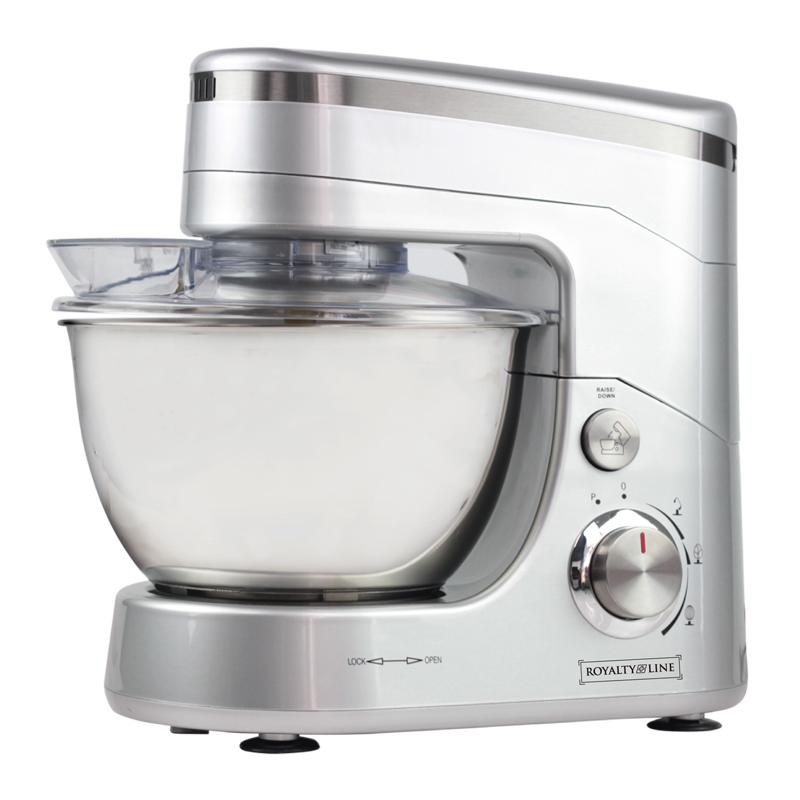Κουζινομηχανή Royalty Line 1400 W Χρώματος Γκρι RL-PKM1400.5