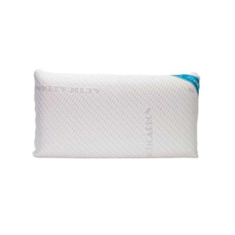 Ανατομικό Μαξιλάρι Cecotec από 100% Memory Foam Acticarbon CEC-06060