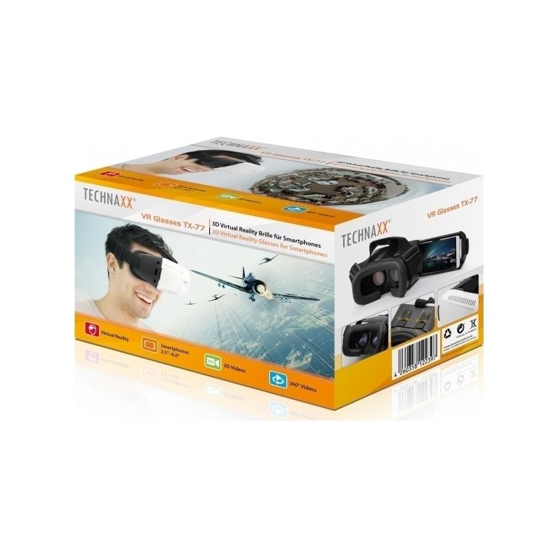Γυαλιά Εικονικής Πραγματικότητας Technaxx TX-77