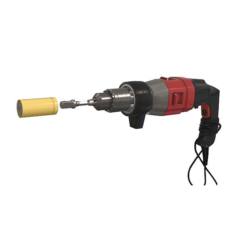 Πολυκαρυδάκι-πολύκλειδο για βίδωμα και ξεβίδωμα κάθε βίδας Herzberg 7-19mm HG-5031