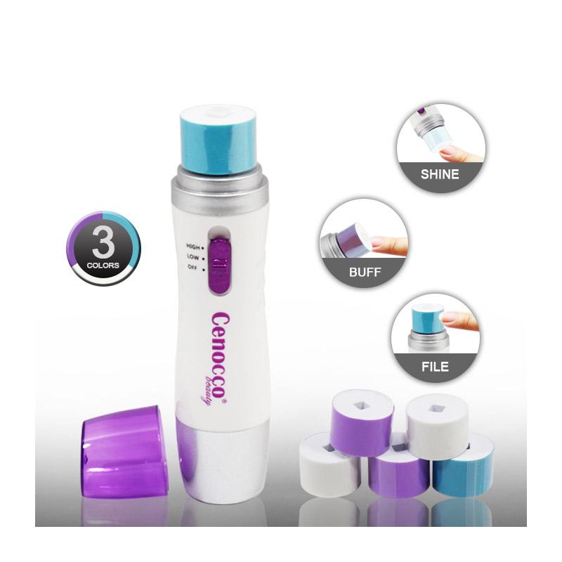 Συσκευή Μανικιούρ για Φυσικά και Λαμπερά Νύχια Cenocco CC-9022
