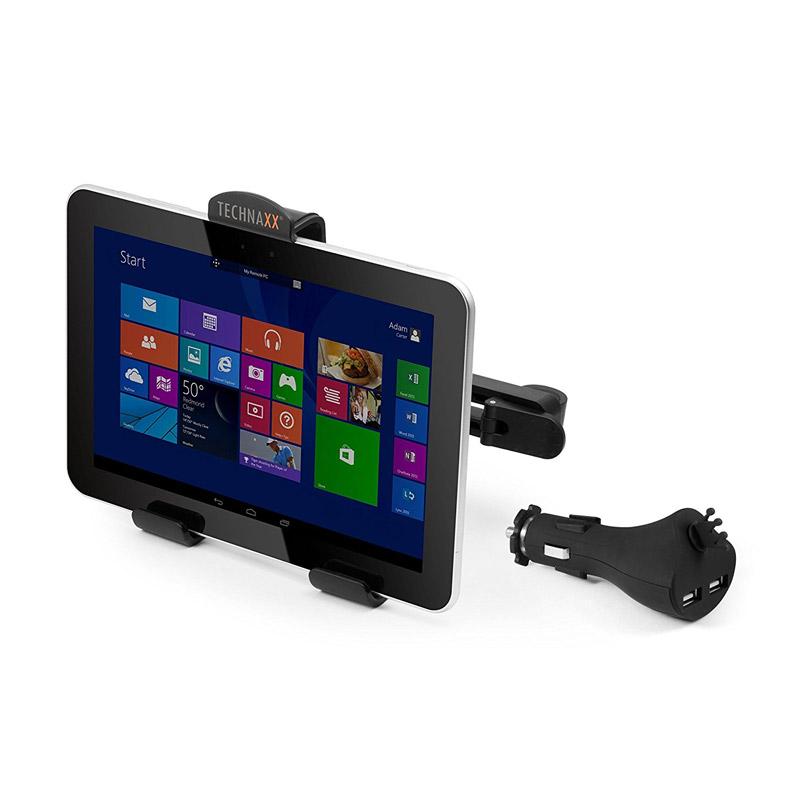 Tablet Car Charger Set Technaxx TE07