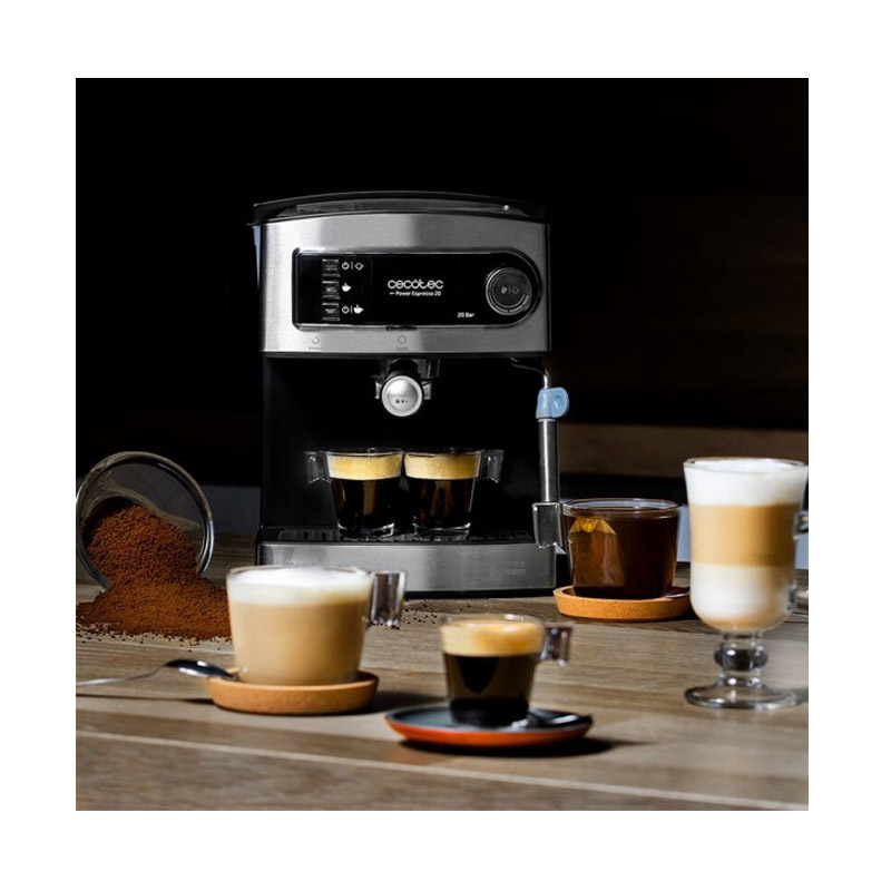 Καφετιέρα Power Espresso 20 Bar Cecotec CEC-01503