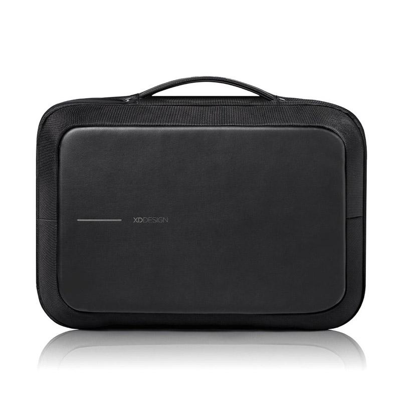 Αντικλεπτικό Σακίδιο και Briefcase XD Design Bizz Μαύρο με Θύρα USB
